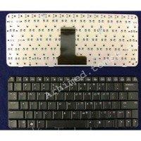 Клавиатура HP Compaq 2230, 2230s, 2230p (RU) черная