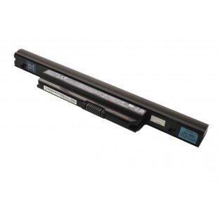Аккумуляторная батарея AS10B31 для ноутбука Acer Aspire 3820, 4553, 4745, 4820, 5553, 5745, 5820 черная (10.8 5200 мАч) [B0652]