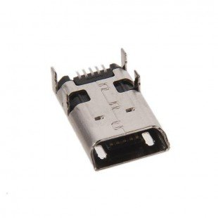 !Разъем micro USB для Asus ME102, ME180, ME302, ME302C, ME372 (UT058)