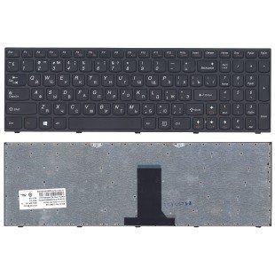 Клавиатура для ноутбука LENOVO IdeaPad B5400 M5400 (RU) черная [10145]