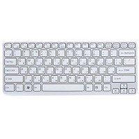 Клавиатура для ноутбука Sony Vaio SVE1411 (RU) белая [10133]