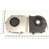 Вентилятор (кулер) для ноутбука Toshiba Satellite L500 L505 L555 Intel [F0082]