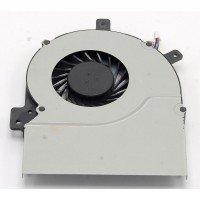 Вентилятор (кулер) для ноутбука ASUS A55, A55A, A55V, A55VD, A55VM, U57A, 12мм [F0090]