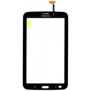 "Сенсорное стекло (тачскрин) Samsung Galaxy Tab 3 7"" P3200 SM-T211 черное"