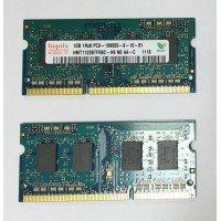 *Б/У* Оперативная память SODIMM 1Gb (1333MHz) DDR3 HMT112S6TFR8C-H9 1Gb 1RX8 PC3-10600S-9-10-B1 Hynix, б/у [HMT112S]
