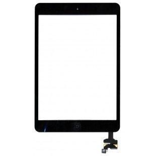 Сенсорное стекло (тачскрин) для Ipad mini + cable original, черное