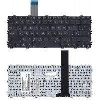 Клавиатура для ноутбука ASUS X301 X301A X301K (RU) черная [10178]