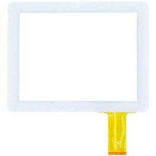 "Сенсорное стекло (тачскрин) 9.7"" для Ampe 90 60 pin (185x239mm) белый (TPC0321 VER2.0)"