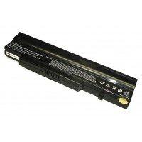 Аккумуляторная батарея BTP-BAK8 для ноутбука Fujitsu Siemens V3405 (10.8V 4400-5200mAh) черная
