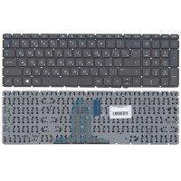 Клавиатура для ноутбука HP Pavilion 250 G4; 255 G4; 15-af000 pk131em2a08 (RU) черная без рамки [10181]