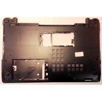 Поддон (нижний корпус, D cover) для ноутбука Asus A53, K53, X53, черный (FA0JI000C00, AP0J1000400)