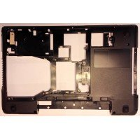 Поддон (нижний корпус, D cover) для ноутбука Lenovo Y570, Y575, черный (AP0HB000800, AP0HB000820, ACBAS0017B)