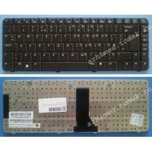 Клавиатура для ноутбука HP Compaq Presario CQ50, Pavilion G50 (ENG) черная, матовая [00516]