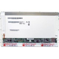 "Матрица 10.1"" для нетбука B101EW02 V.0 (LED, 1280x720, 40pin, слева снизу, глянцевая)"