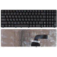 Клавиатура для ноутбука Asus A52, A54, G51, G53, G60, G72, G73, K52, K73, N61 (RU) черная [00508]
