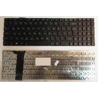 *SALE* Клавиатура для ноутбука Asus N56 N56V N76 N76V (RU), БОЛЬШОЙ Enter, черная [10179]