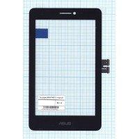 Сенсорное стекло (тачскрин) Asus FonePad 7 ME175 черное [T00134]