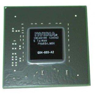 Чип nVidia G84-603-A2