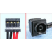 Разъем для ноутбука SONY M930 VPCF11 с кабелем [20910]