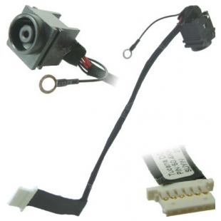 Разъем для ноутбука SONY PCG-31311T VPCYB15JC с кабелем [20911]