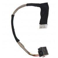 Разъем питания для ноутбука HP Compaq CQ40 CQ45 DV4 DV6 с кабелем [20112]