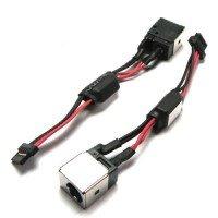 Разъем питания для ноутбука Acer Aspire One D255 D260 с кабелем [20606]