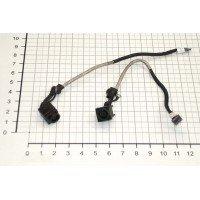Разъем питания для ноутбука Sony VPC-EB, с кабелем [20912]