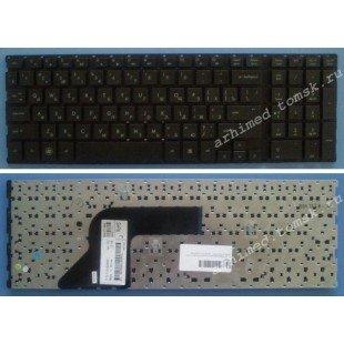 Клавиатура для ноутбука HP Probook 4510, 4510S, 4710S, 4750S (RU), без рамки, черная [00066]
