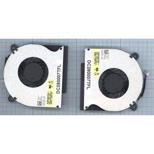 Вентилятор (кулер) для ноутбука Dell Latitude E6410 E6510 VER-2