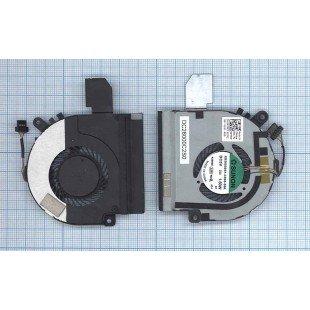Вентилятор (кулер) для ноутбука Dell XPS 12