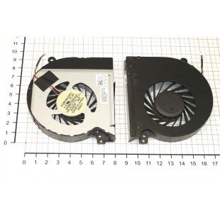 Вентилятор (кулер) для ноутбука DELL XPS 15 L501X