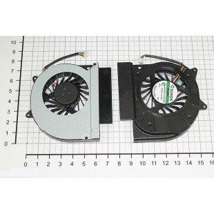 Вентилятор (кулер) для ноутбука Dell E5420 E6220 E6320 E6420 E6430 VER-2 (Встроенное видео)