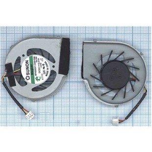 Вентилятор (кулер) для ноутбука DELL Inspiron Duo (RX56X)