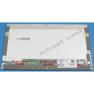 "Матрица 15.6"" LP156WD1 (TL)(B1) (LED, 1600x900, 40 pin, справа снизу, глянцeвая)"
