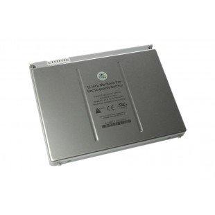 Аккумуляторная батарея (A1175) для ноутбука Apple MacBook Pro A1175 A1150 5400mAh, серебристая (Ориг.)