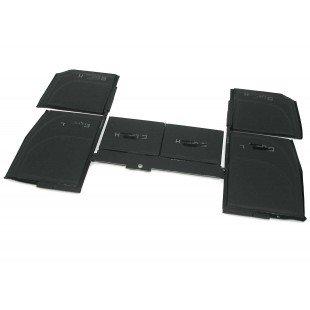 Аккумуляторная батарея (A1534) для ноутбука Apple MacBook 12 Retina 39.71Wh 7.55V, черная (Ориг.)