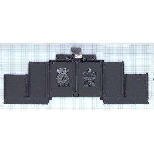 "Аккумуляторная батарея (A1618) для ноутбука Apple MacBook Pro Retina 15"" A1398 (Mid 2015), черная"