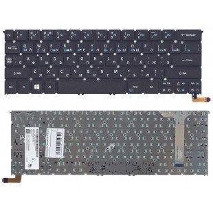 Клавиатура для ноутбука Acer Aspire R13 R7-371 R7-371T (RU) черная