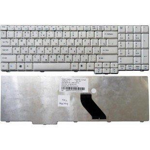 Клавиатура для ноутбука Acer Aspire 5335 5735 6530G 6930G 7000 7100 7110 7730 8920G 8930G (RU) белая
