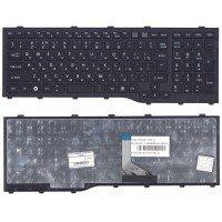 Клавиатура для ноутбука Fujitsu LIFEBOOK AH532 NH532 (RU) черная