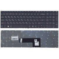 Клавиатура для ноутбука Sony FIT 15 SVF15 (RU) черная [10207]
