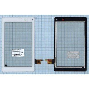 Сенсорное стекло (тачскрин) 070367-01A-V1 VER. 2 белое