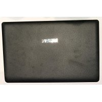 Крышка матрицы (A cover) для ноутбука Asus A52 K52 K52J X52, черная [ACK52]