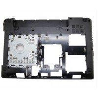 Поддон (нижний корпус, D cover case) для ноутбуков Lenovo G480 G485, черный (APON1000100)