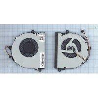Вентилятор (кулер) для ноутбука Dell Inspiron  15-3521, 15-3537, 15-5521, 15-5535, 15-5537, 17-3721 (F0136-2)