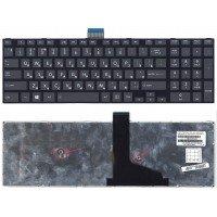 Клавиатура для ноутбука Toshiba L50D-A L70-A S50-A S50D-A S70D-A (RU) черная [10162]