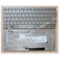 Клавиатура HP Mini-Note 2133, 2140 (RU) серебристая