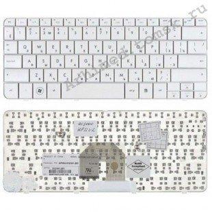 Клавиатура HP Pavilion DV2-1000 (RU) белая