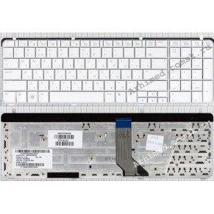 Клавиатура HP Pavilion DV7-2000 (RU) белая