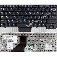 Клавиатура HP Compaq NC2400 (RU) черная